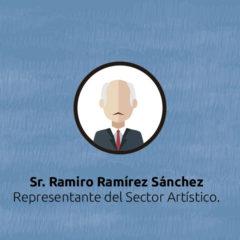 Ramiro Arturo Ramírez Sánchez