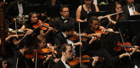 Grupos del Instituto Nacional de la Música ofrecen conciertos en el Teatro Melico Salazar