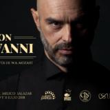 """Ya están a la venta los boletos para la ópera """"Don Giovanni"""""""