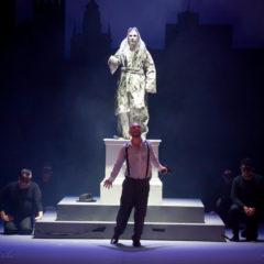 Seis funciones de Don Giovanni se presentarán al público a partir de este domingo 22 de julio