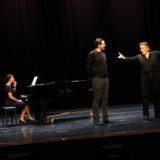 Cantantes líricos costarricenses se capacitan con el reconocido barítono Sherrill Milnes