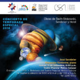 """La OSN interpretará """"Los planetas"""" de Gustav Holst con 90 músicos en escena"""