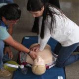 Funcionarios del CNM se capacitaron en Primeros Auxilios