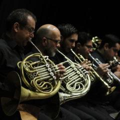 OSN y la Orquesta de la UCR se fusionan para un Concierto de Bronces