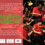 Seis Conciertos Navideños se presentarán en Limón, San José, Heredia y Cartago con 175 artistas