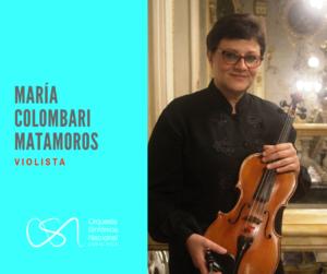 María Colombari