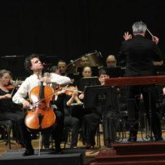 Orquesta Sinfónica regresa al Teatro Nacional con el famoso violonchelista Leonard Elschenbroich