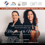 Orquesta Sinfónica rinde homenaje a mujeres  destacadas en la música