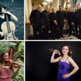 Solistas de la OSN presentan concierto en el Auditorio Humboldt