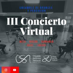 III Concierto de Temporada Virtual