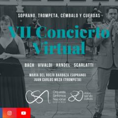 VII Concierto de Temporada Virtual – Orquesta Sinfónica Nacional de Costa Rica (OSN).