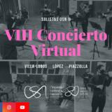 VIII Concierto de Temporada Virtual – Orquesta Sinfónica Nacional de Costa Rica