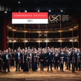 Orquesta Sinfónica regresa al Teatro Nacional para inaugurar la Temporada Oficial 2021