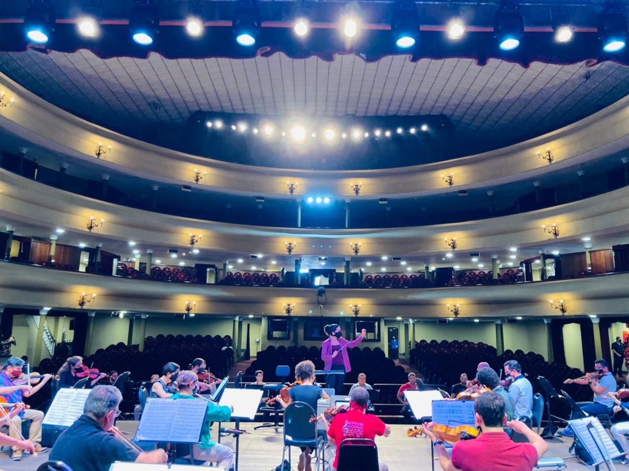 Orquesta Sinfónica Nacional presentará dos conciertos didácticos para niños y jóvenes
