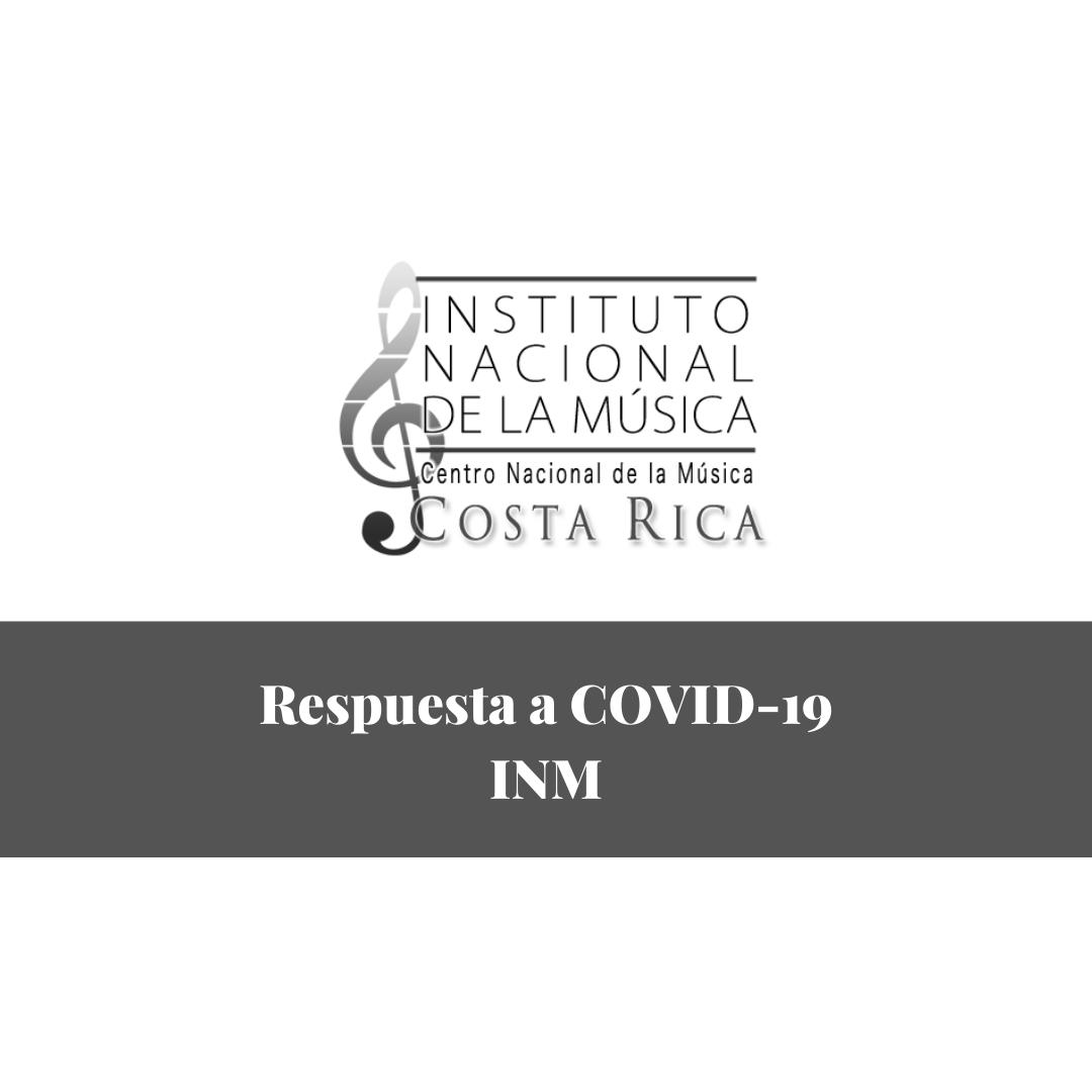Respuesta a Covid 19 – INM